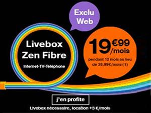 Zen Fibre par Orange
