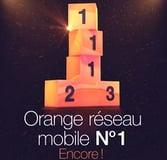Orange, réseau mobile n°1 en 2012 pour l'ARCEP