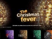 Orange Christmas fever
