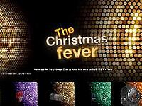 Orange Christmas fever