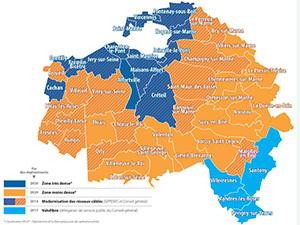 Le FTTH dans le Val de Marne