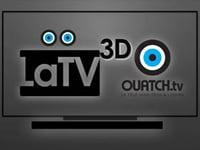 ouatch la TV 3D