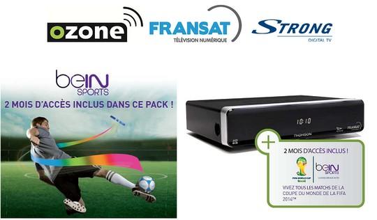 pack Fransat Ozone