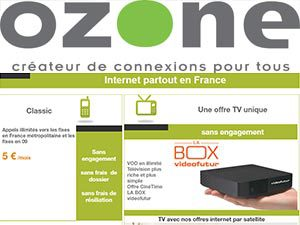 Le WiFiMax MiMo Ozone à 20 Mbps