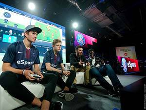 Paris Games Week, PSG esport