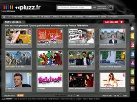 La TV de rattrapage sur le site Pluzz.fr