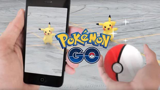Pokémon Go : mélange de jeu et de réalité augmentée