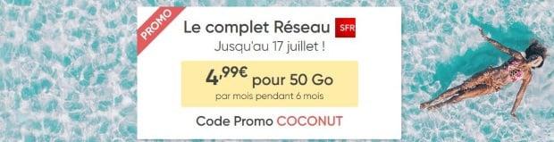 Promo 50 Go Prixtel