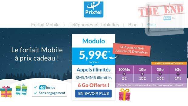 Le forfait Modulo mobile en promo