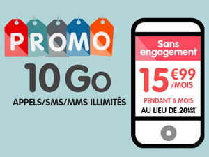 nrj mobile promo 10go