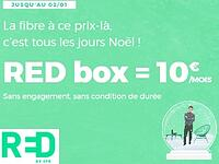 Les Box RED by SFR en promo