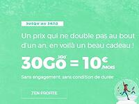 Les promotions RED by SFR