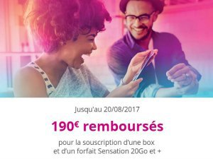 Bouygues : Bbox en promo