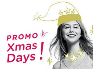 Promotion Xmas Days