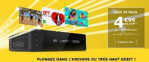 Box TV Plus La Poste Mobile