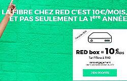 RED Bbox Série Spéciale