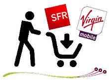 rachat sfr et virgin par numericable