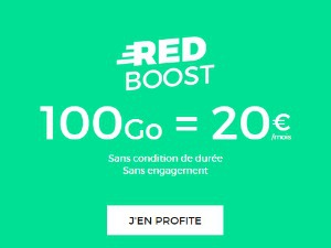 RED Boost 100 Go