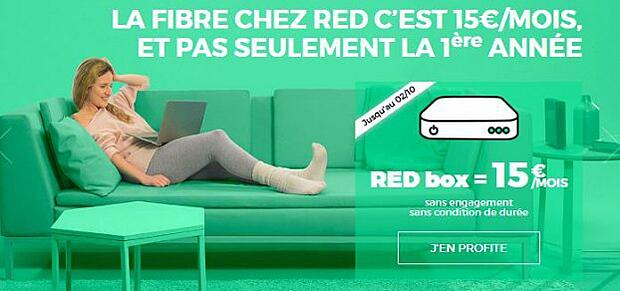 RED : offres Internet pas cher