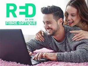 Offre promo RED Box internet fibre à 15€/mois