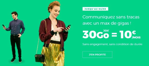Abonnement mobile RED by SFR
