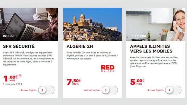 Les promotions dont les appels mobiles illimités à 5 euros