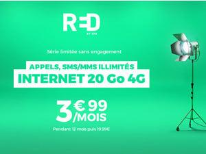 red internet 20go