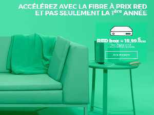 Offres 4P : RED ou Sosh, avantage au MVNO Orange