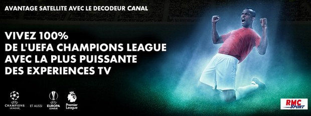 RMC Sport sur Canal+