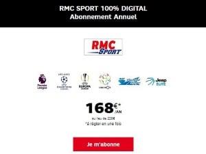 rmc sport OTT : réductions