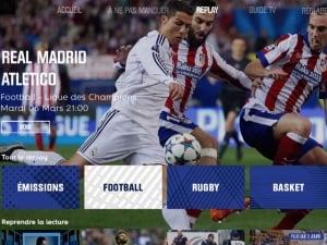 4 chaînes RMC Sport