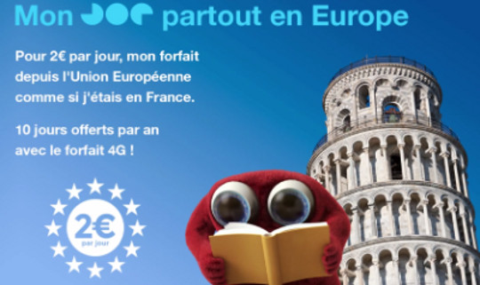option europe chez joe mobile