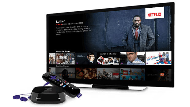 Roku TV, un service accessible sur grand écran via WiFi et HDMI
