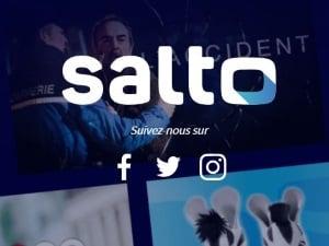 FRance TV, TF1 et M6 lancent Salto