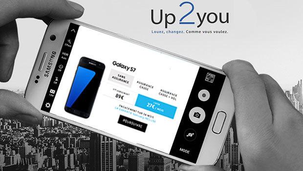 La location des Samsung S7 et S7 edge