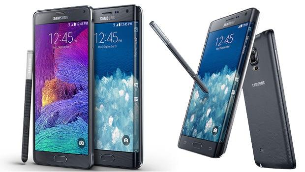 Samsung Galaxy Edge : un smarpthone haut de gamme, avec écran incurvé