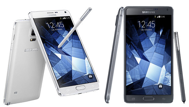 Samsung Galaxy Note 4 : une autonomie d'une bonne journée