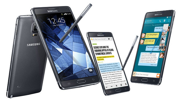 Samsung Galaxy Note 4 : le S Pen, un stylet d'exception