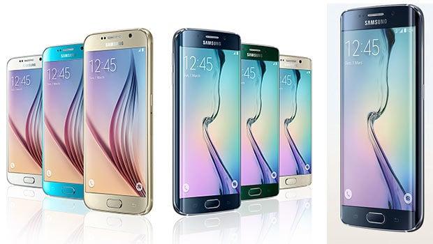 Samsung Galaxy S6 et S6 Edge, protégé par du Corning Gorilla Glass 4
