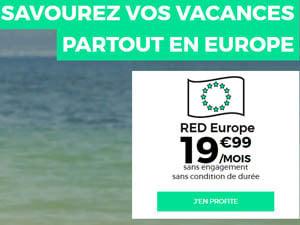 Savourez vos vacances partout en europe red