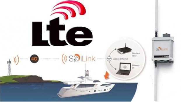 MVG lance en avril son S@iLink, boitier 4G pour les navigateurs