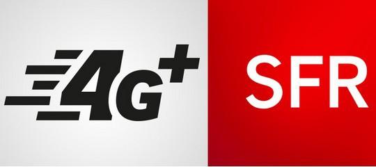 4G+ LTE Advanced chez SFR