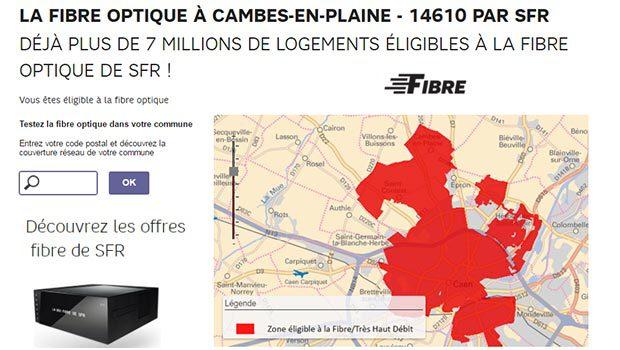 SFR Fibre Cambes-en-Plaine