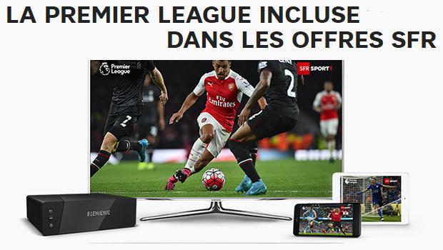 Zive, OCS et SFR Sport au coeur des offres SFR