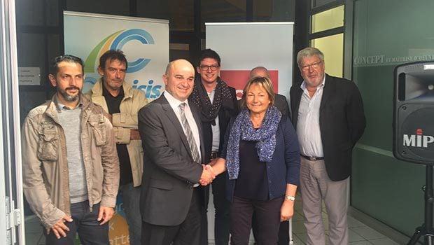 Le FTTH par SFR à Calais