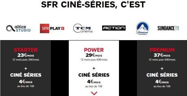 Offre Internet SFR