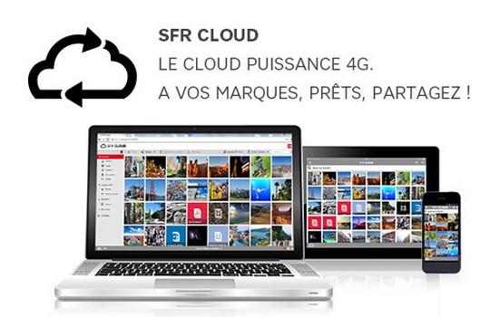 Le Cloud de SFR