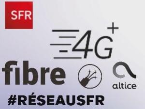 Les déploiements des réseaux THD de SFR en novembre 2017