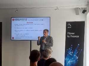 Fibrer la France, le plan 100% fibre de SFR Altice