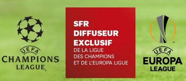 SFR devient Altice : exclu sur la Ligue des Champions
